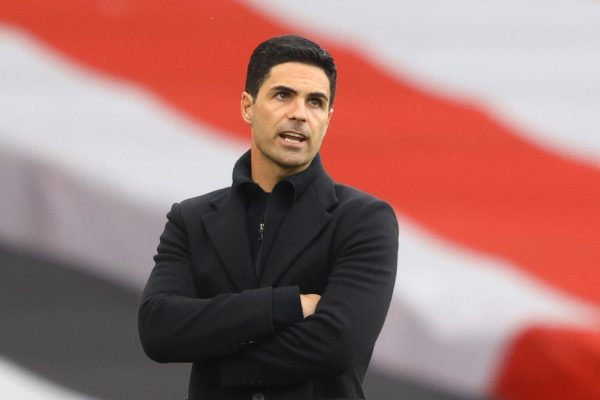 Mikel Arteta was heavily criticized for his overall performance